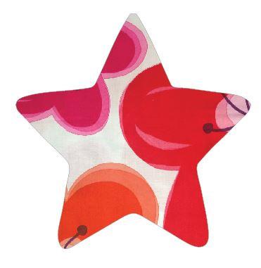 Star pin board - 'pop flower'