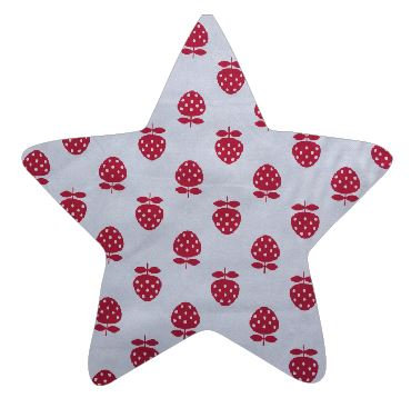 Star pin board - 'strawberry'