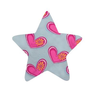 Star pin board - 'heartness'