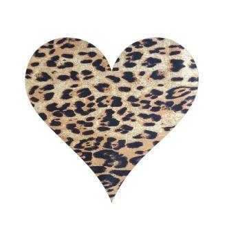 Heart pin board - 'leo'