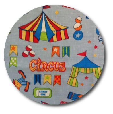 Circle pin board 'circus'