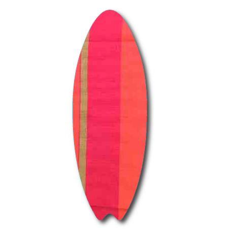 Surfboard pin board - 'encounter'