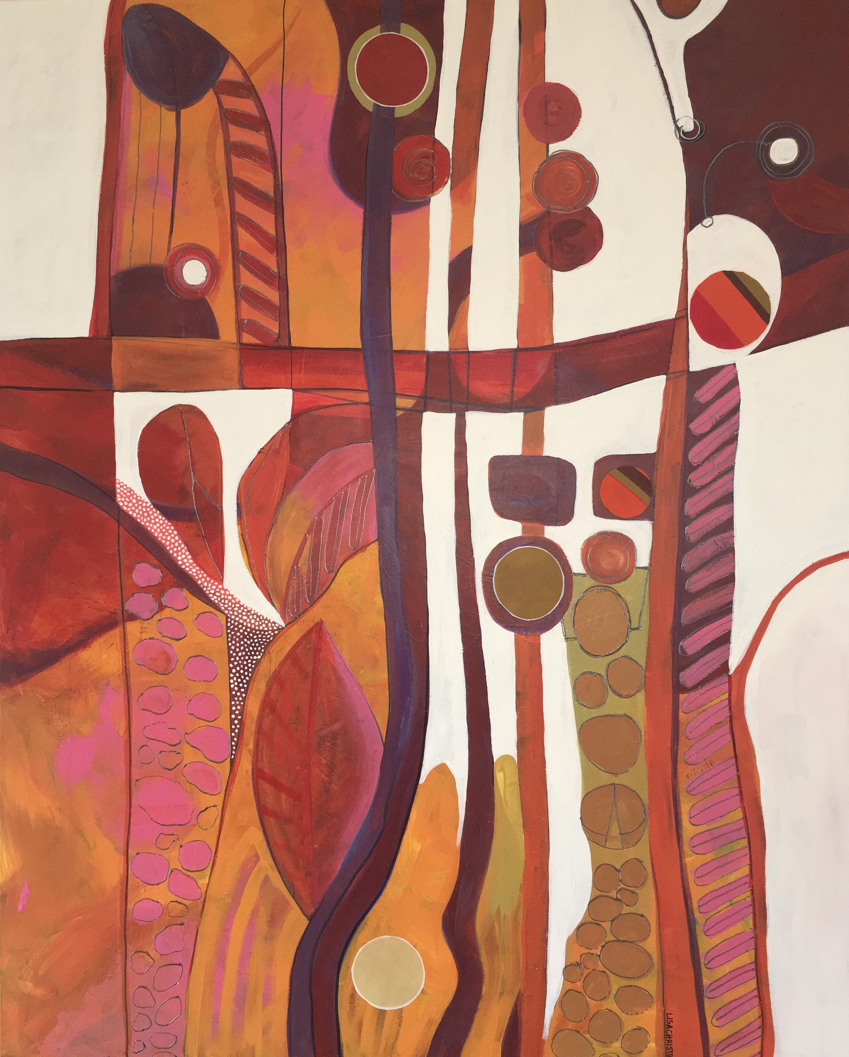 Abstract Garden