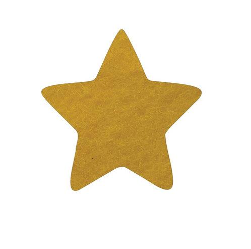 Star pin board - 'yellow'
