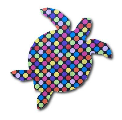 Turtle pin board - 'bling'