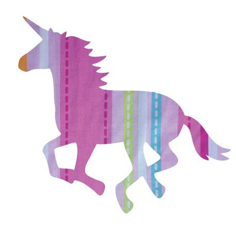Unicorn or horse pin board - 'dash'