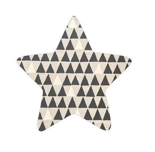 Star pin board - 'pointy'
