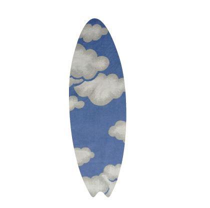 Surfboard pin board - 'blue yonder'