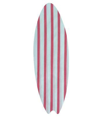 Surfboard pin board - 'p-line'