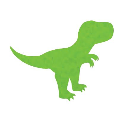 T- Rex - lime