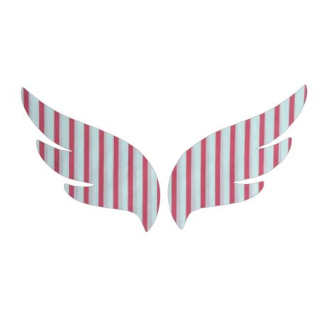 Pair of wings pin board 'p line'