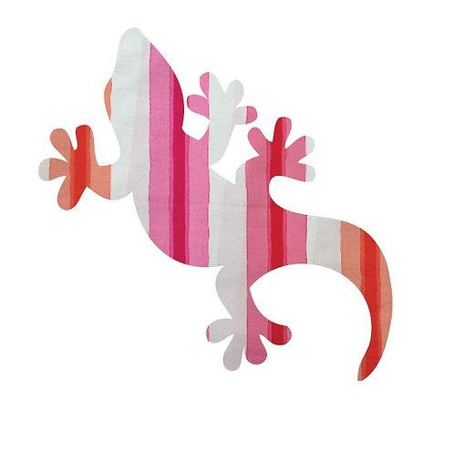 Gecko pin board - 'pop stripe'