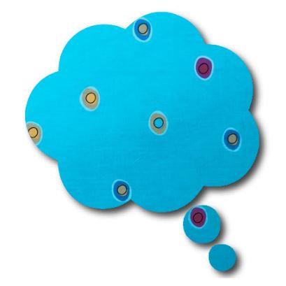 Thought bubble -'spicks n specks'