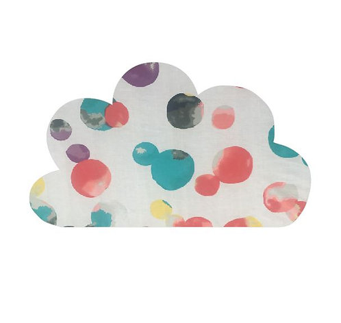 Cloud pin board - 'abstract'