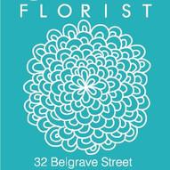 florist sticker