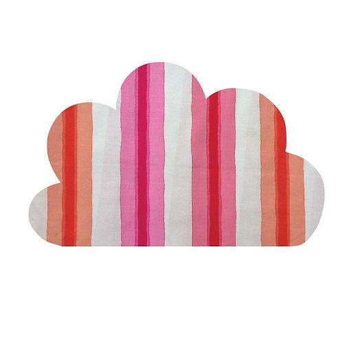 Cloud pin board - 'pop stripe'