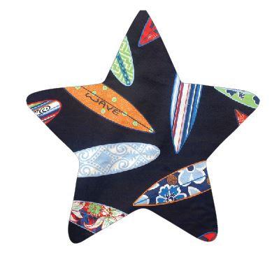 Star pin board - 'surferini'