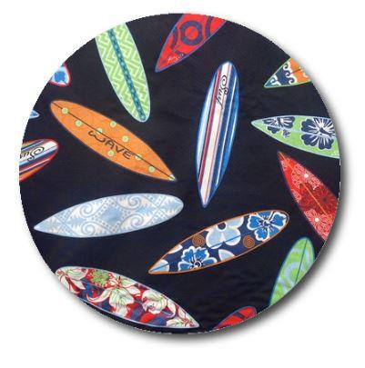 Circle pin board 'surferini'