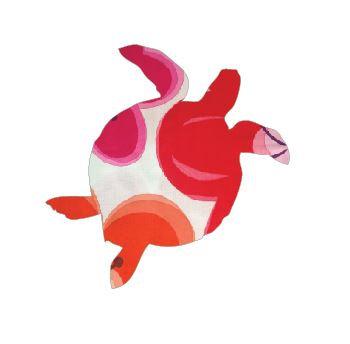 Turtle pin board - 'pop flower'