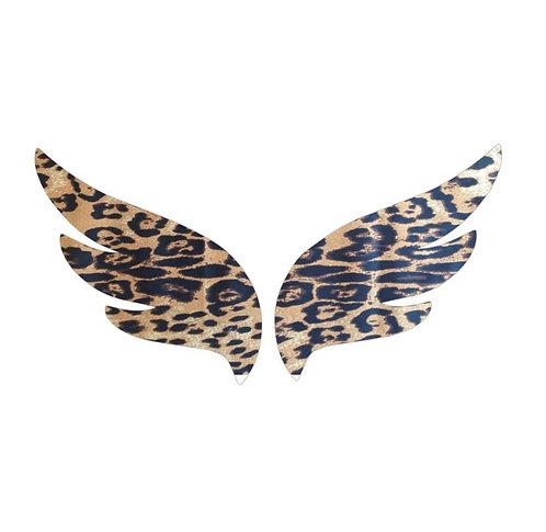 Pair of wings pin board 'leo'