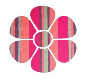Flower pin board - 'encounter'