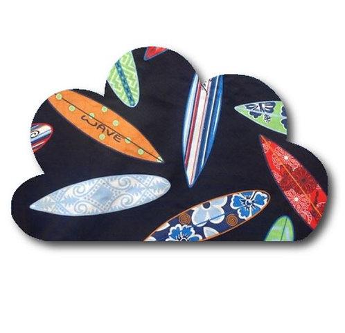 Cloud pin board - 'surferini'