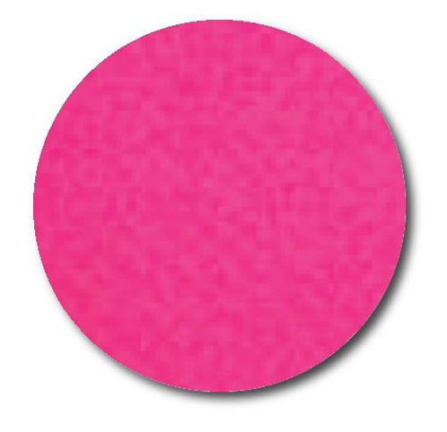 Circle pin board - 'hot pink'