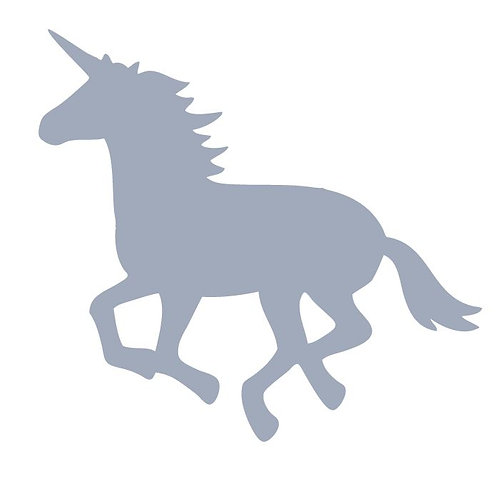Unicorn or horse pin board - 'cool'