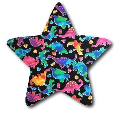 Star pin board - 'disco dino'