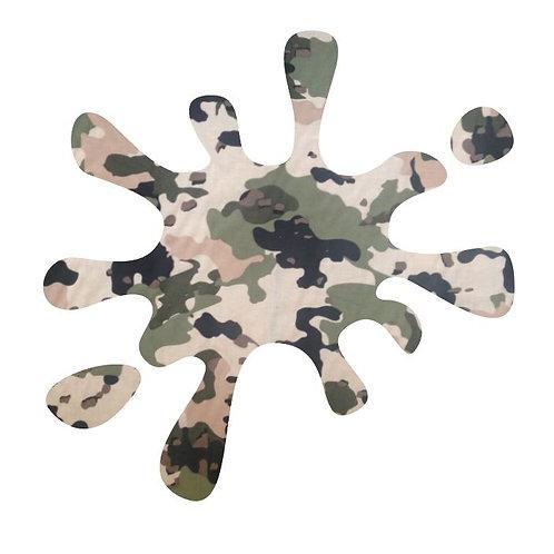 Splat pin board - 'army issue'