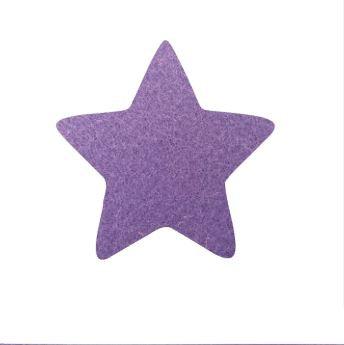 Star pin board - 'mauve'