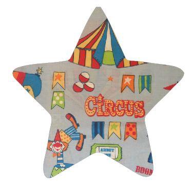 Star pin board - 'circus'