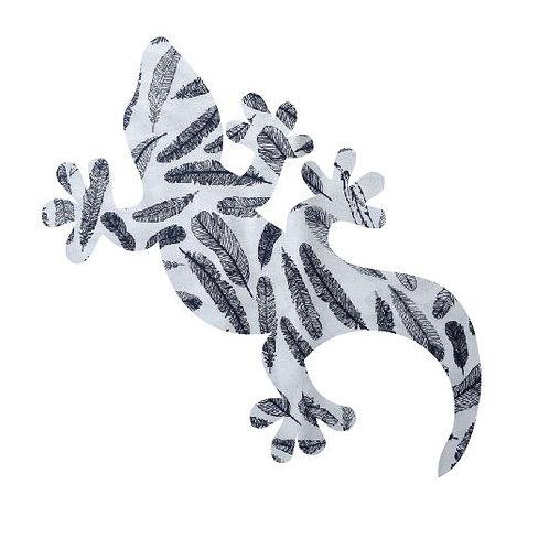 Gecko pin board - 'tickle'