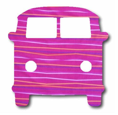 Kombi pin board - 'candy'