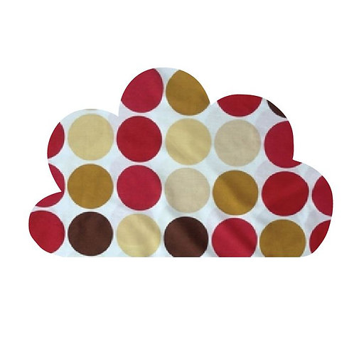 Cloud pin board - 'disco'