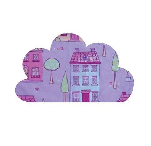 Cloud pin board - 'chalet'