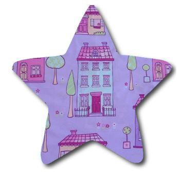 Star pin board - 'chalet'