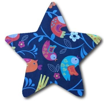 Star pin board - 'birdie'
