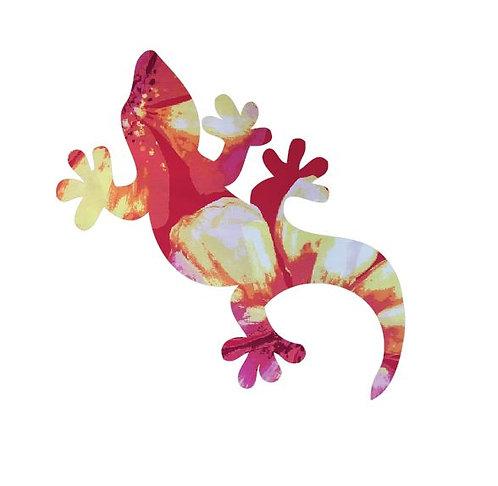 Gecko pin board - 'bloom'