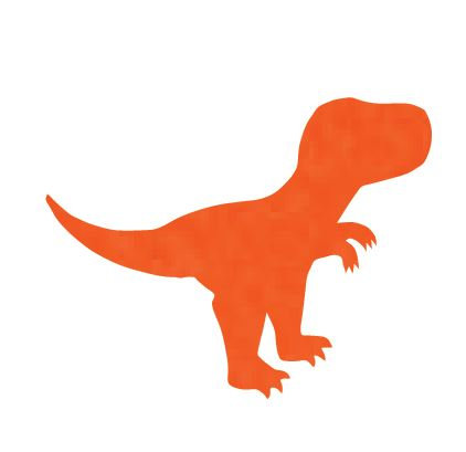 T- Rex - tangerine