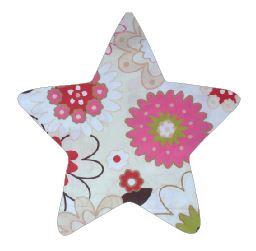 Star pin board - 'spring has sprung'