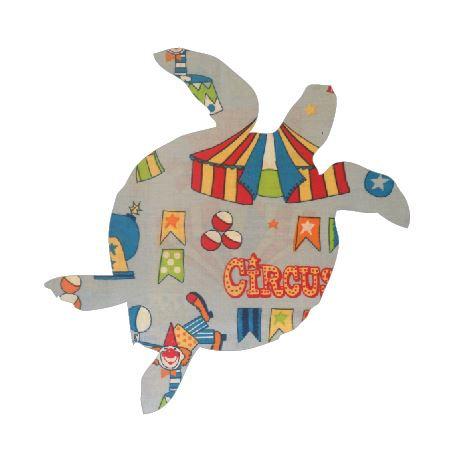 Turtle pin board - 'circus'