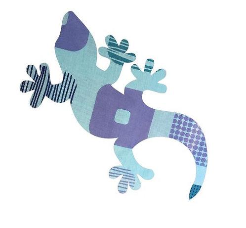 Gecko pin board - 'squares'