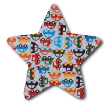 Star pin board - 'traffic'