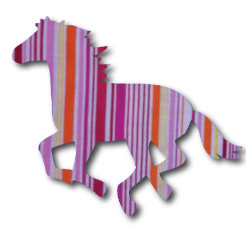 Unicorn or horse pin board - 'lolly'
