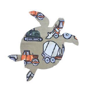 Turtle pin board - 'truckin'
