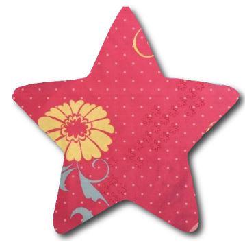 Star pin board - 'flourish'