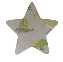 Star pin board - 'dinos alive'