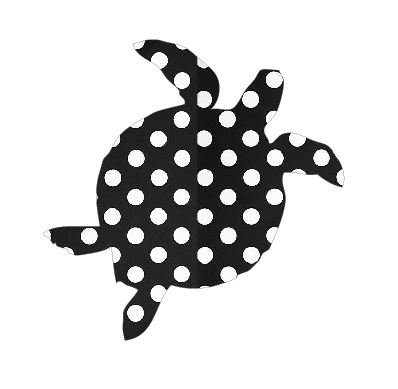 Turtle pin board - 'dotty'