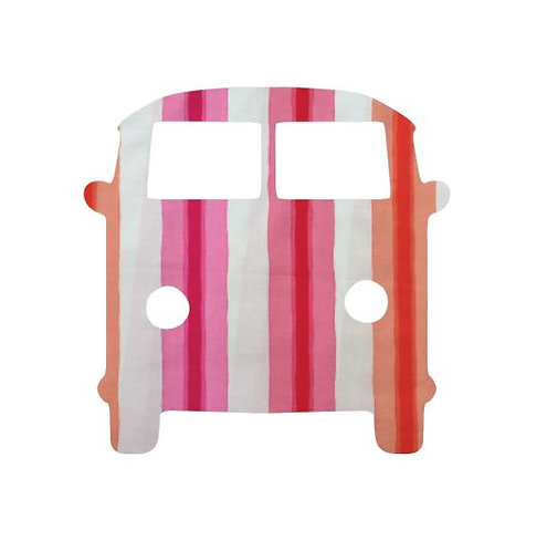Kombi pin board - 'pop stripe'
